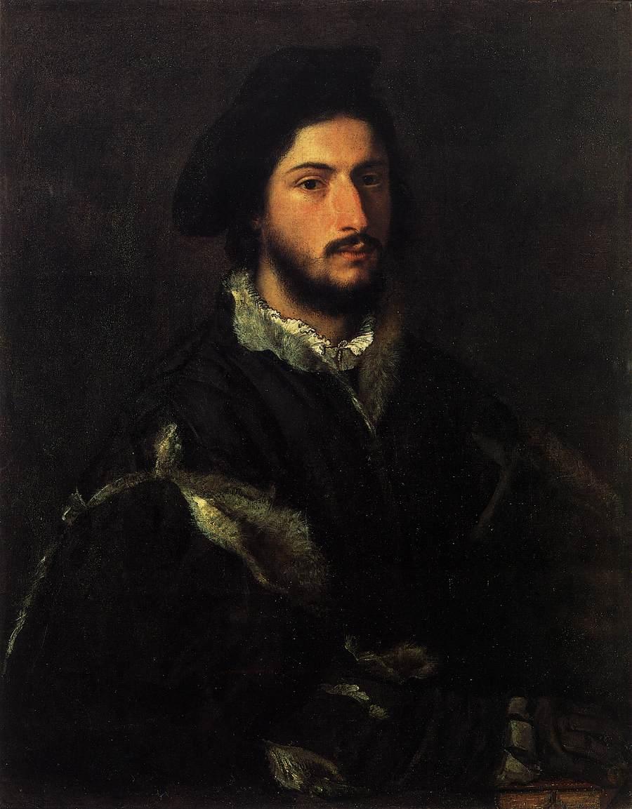 Портрет томазо винченцо мости 1526